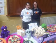 Hope Foundation Cake Sale