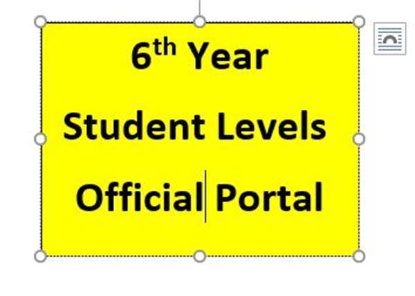 Leaving Cert Grades Portal