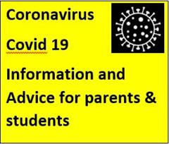 Covid Advice September 2021